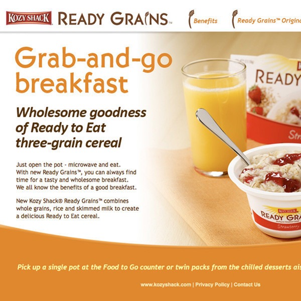 ReadyGrains